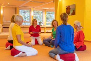 Themenmeditation @ Meditationsraum der 2. Etage